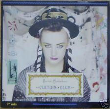 Culture Club - boy george, karma chameleon, maxi vinyl