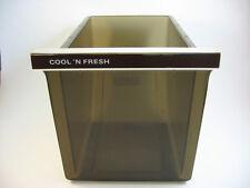 WR32X650 - GE Retro Refrigerator Cool 'N Fresh Crisper Pan Color/Coffee; E5-1