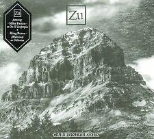 ZU - Carboniferous (CD, Feb-2009, Ipecac) FANTOMAS MELVINS MIKE PATTON NEW