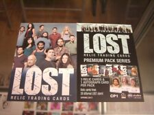 LOST Relics Premium Trading Cards Philly Promo CP1