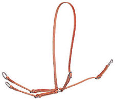 Weaver Harness Leather Running Martingale New Tack