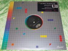 "AUDREY WHEELER : Irresistible - Original 1981 US issue 12"" single NEW & SEALED"