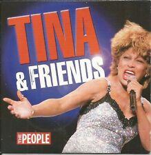 TINA TURNER - TINA & FRIENDS - PEOPLE PROMO CD