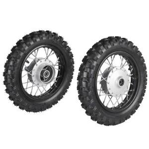 "10"" inch 2.5-10 2.50-10 Tyre/Rim/Wheel For Dirt Bike Honda CRF50 XR50 Yamaha TTR"