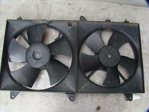 HOLDEN EPICA DUAL FAN ASSEMBLY, PETROL, 02/07-12/11