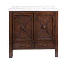 "New 36"" Bathroom Vanity Furniture Cabinet Console Remodel Single Sink Loft"