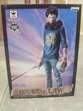STATUETTE ONE PIECE MASTER STARS PIECE: TRAFALGAR LAW (H=26cm)BANPRESTO NEW