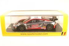 McLaren mp4-12c no.107 24 horas de Spa 2013 (L. CAZENAVE - O PANIS - F.debard