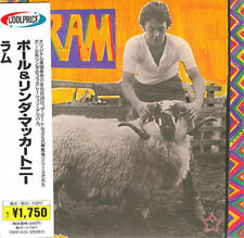 PAUL MCCARTNEY RAM CD MINI LP OBI