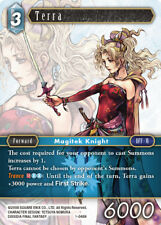 FF TCG: Terra - 1-046H - Foil [Mint/NM] Opus I Final Fantasy TCG SquareEnix Squa