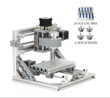 Mini 1610 DIY CNC Maschine GRBL Steuerung 3 Achsen Pcb Fräsmaschine Holzfräser