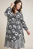 new Anthropologie Amity Wrap Dress new nwt size 2x
