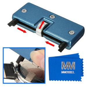 Gehäuseöffner Uhrenwerkzeug Uhrenöffner Werkzeug mit Schraubdeckel für Uhren