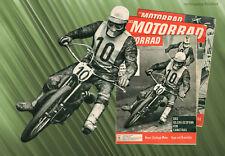 Das Motorrad: 3 Ausgaben von 1964