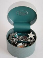 D23~The Art of Ariel~CHARMS~GeM SheLLs~BRACELET 8.5~WATCH +CASE~NWT~Disney Store
