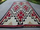 Navajo Native American Blanket Rug HUGE 10' X 15'