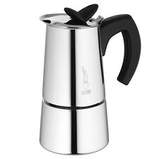 Bialetti Musa 10 Cup - Stainless Steel