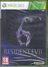 Xbox 360 **RESIDENT EVIL 6** nuovo sigillato italiano pal