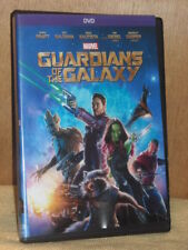 Guardians of the Galaxy (Dvd, 2014) Marvel superhero Chris Pratt action