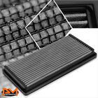 For 95-05 Chevy Blazer 4.3 Reusable Multilayer High Flow Air Filter Panel Silver