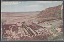 Postcard Utah/UT  Garfield Smelter Mine Bird's Eye Aerial view 1907
