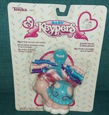 KEYPERS BABY TAPS VINTAGE TOY COLLECTIBLE MOC 1980'S NEW LADYBIRD