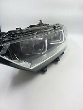 VW PASSAT B8 FULL LED HEADLIGHT LEFT RHD 3G2941035G 3G2941773A