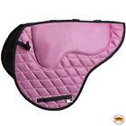 Horse English Saddle Pad Hilason Light Pink Memory Foam With Anti Slip U-A391