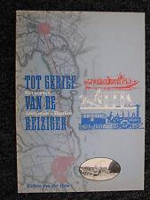 SDU book Tot Gerief van de Reiziger Vier Eeuwen Amsterdam - Haarlem vd Ham (Ned)