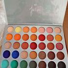 Paleta Maquillaje 35 Colores Cosméticos Brillo Sombra de ojos mate