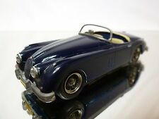 MIKANSUE KIT (built) JAGUAR XK 150 CONVERTIBLE - BLUE 1:43 - GOOD CONDITION