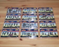 More details for bachmann 00 gauge 1:76 figures loco staff train crew passengers lineside workers