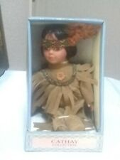 Native American Cultural Indian Girl Doll Collectible Figure