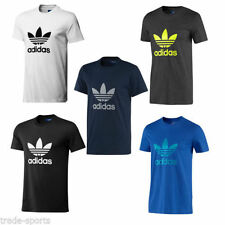 adidas Patternless Stretch T-Shirts for Men