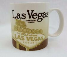 Starbucks Las Vegas Ceramic Cup Mug 16oz. Collector Series 2009