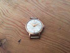 Used - Reloj Watch Vintage ALGON De Luxe - A Cuerda Steel 19 mm - Ancre 17 Rubis