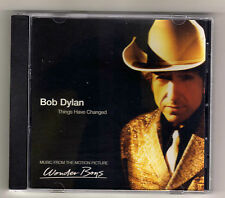 BOB DYLAN  Rare Usa Cd Single THINGS HAVE CHANGED 1 track 2000 / 16