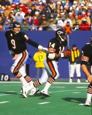 "Chicago Bears Walter Payton Jim McMahon NFL Football 8""x 10"" Photo Poster 123"