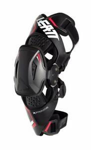 Leatt X-Frame Knee Brace XL Pair Black
