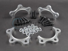 Blox Racing Half Shaft Spacers S2000 Silver