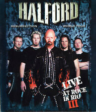 Halford - Resurrection World Tour - Live At Rock In Rio III BLU RAY SEALED