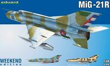 Eduard - MiG-21R 21 R Kuba Cuban Air Force 263er Oaetr Kabul Model Kit 1:48