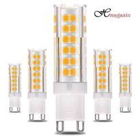5 X G9 3W LED 3014 64 SMD Capsule Bulb Energy Saving Replace Lamp AC 220V-240V