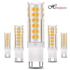 5 X G9 3 W LED 3014 64 SMD Bombilla Ahorro De Energía Lámpara de reemplazo de la cápsula AC 220V-240V
