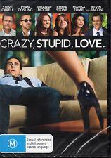 Crazy, Stupid, Love Film - Region 4 DVD - New and Sealed
