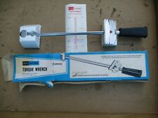 Craftsman Torque Wrench 9-44642.  1/2 inch torque wrench.