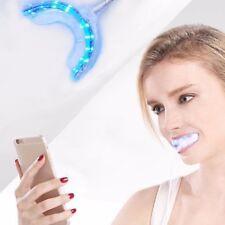 New Dental Teeth Tooth Whitening Whitener Bleaching LED White Light Cold