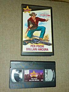 """STARDUST VHS - """"PER POCHI DOLLARI ANCORA"""" Giuliano Gemma"""