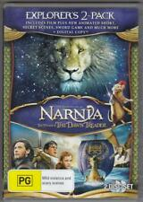Narnia: The Voyage of the Dawn Treader - Explorer's 2 Pack  - DVD