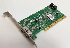 Dell Dual Port 1394 Firewire Card - Adaptec AFW-2100 - PCI - 0Y9457 Y9457